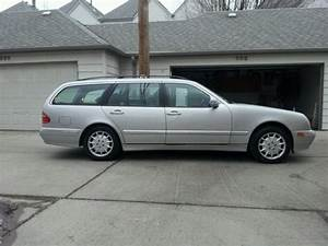 2001 E320 4matic Wagon Ride Height Variance