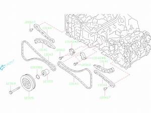 2017 Subaru Impreza Timing Chain  Engine  Cooling