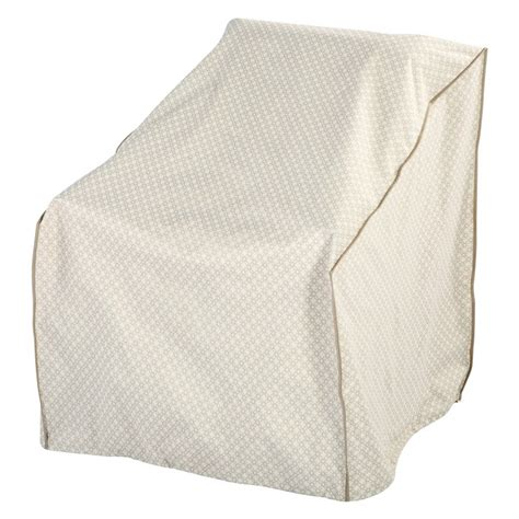 allen roth oversized chair cover lowes canada