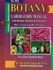 Laboratory Manual Cell Biology Genetics And Evolution  For