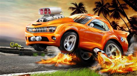 6 Hot Wheels Hd Wallpapers