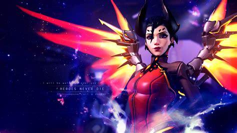 overwatch mercy wallpapers p gamers wallpaper p