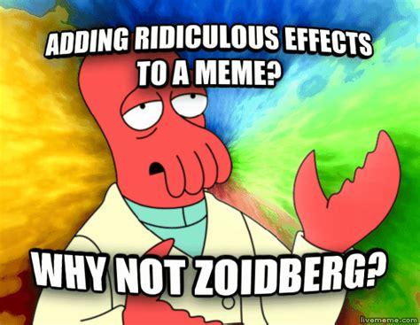 [Image - 329619] | Futurama Zoidberg / Why Not Zoidberg ...