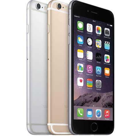iphone 6 or 6 plus apple iphone 6 plus 64 go or mobile smartphone apple