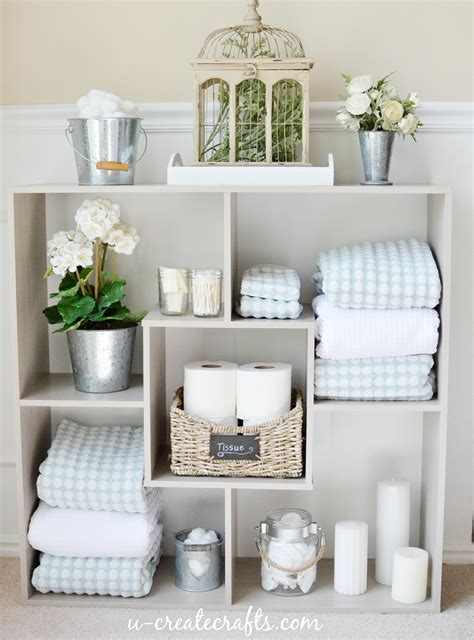 bathroom shelf decorating ideas sauder bathroom shelves u create
