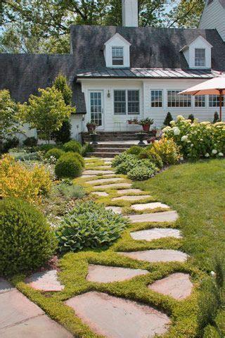 ideas  farmhouse landscaping  pinterest landscaping  house side yard