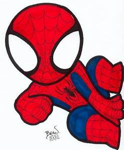 Chibi-Spider-Man 3. by hedbonstudios on DeviantArt | Chibi ...