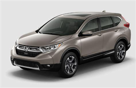 honda cr  color options patty peck honda