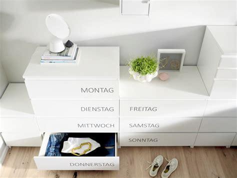 Ordnung Im Schlafzimmer by Ordnung Schublade Ikea Wohn Design
