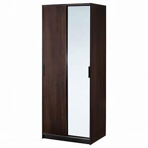 trysil wardrobe w sliding doors 4 drawers white 118x61x202 With meuble 100 x 30