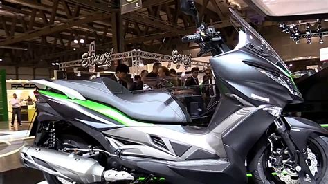 2018 Kawasaki J300 Future Limited Special First Impression