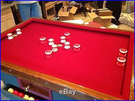 vintage bumper pool table billiards tables 2014 december 05