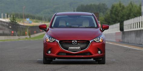 mazda motor corporation rahasia di balik desain all new mazda2 kompas com