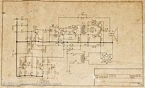Teisco Spectrum 4 Wiring Diagram