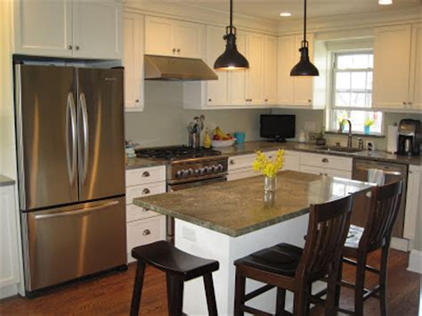 pictures small kitchen island  seating