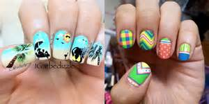 Pretty cool summer nail art designs ideas trends stickers