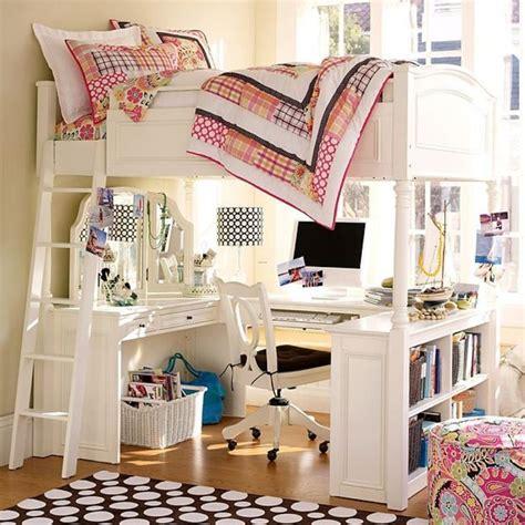 Chelsea Vanity Loft Bed by Loft Bed Desk Plans Inspired By The Pb Chelsea Vanity Loft
