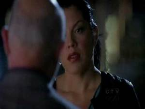 Grey's Anatomy; Callie Torres & her father facing each ...