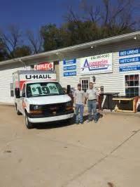 u haul trailer rental towing in washington mo at