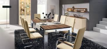 30 modern dining rooms - Esszimmer Modern Beige