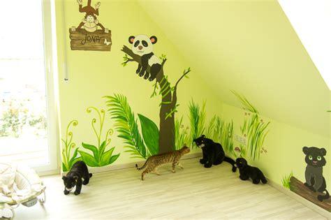 Kinderzimmer Ideen Dschungel by Dschungel Kinderzimmer Diy Mission Wohn T Raum