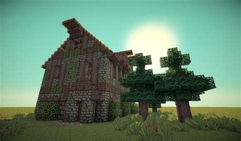 medieval barnhouse minecraft project