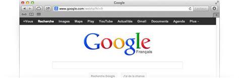 Définissez Google Comme Page D'accueil Google
