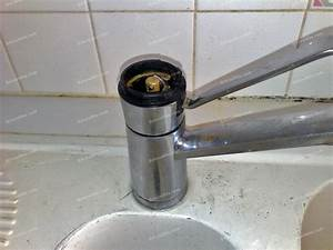 Comment Démonter Un Robinet : conseils plomberie bricolage probl me d montage cartouche robinet mitigeur grohe ~ Dallasstarsshop.com Idées de Décoration