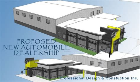 Professional Design And Construction