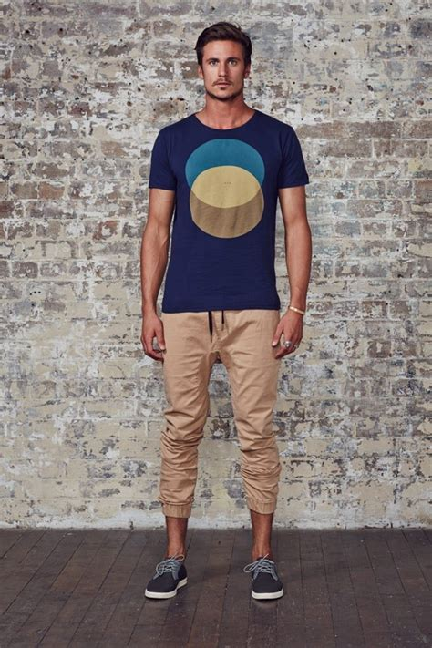 Men Outfit With Jogger Pants Ways Wear
