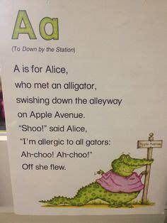 alliteration poems images letter song