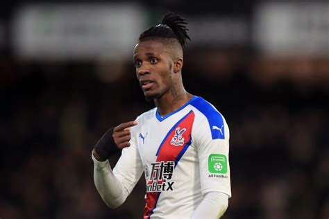 Respected Chelsea Journalist delivers his Wilfried Zaha to ...