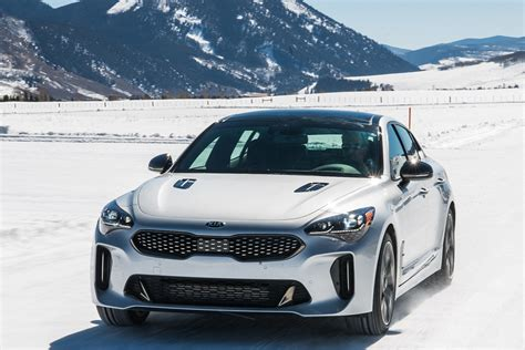 2019 Kia Stinger by 2019 Kia Stinger New Car Review Autotrader