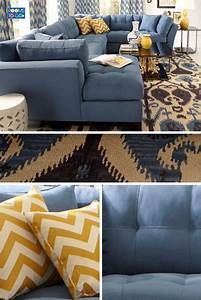 Couch sectional sofas and loveseats on pinterest for Ideas to separate a sectional sofa