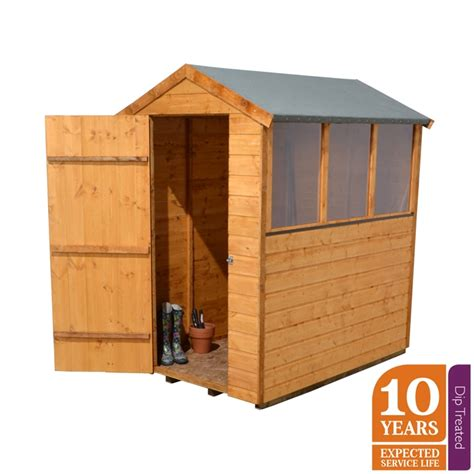 4x6 wood storage shed 4x6 shed uk