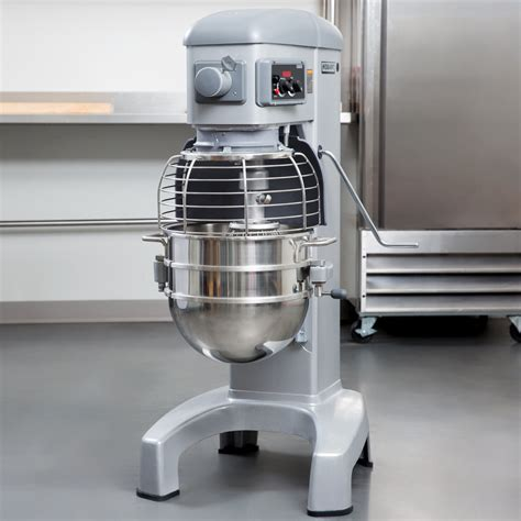 Kitchen Mixer Hobart by Hobart Legacy Hl300 1 30 Qt Commercial Planetary Floor