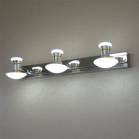 bathroom vanity mirror lights led wall l wall l