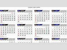 Kalender Indonesia 2016 + Hari Libur Nasional dan Cuti