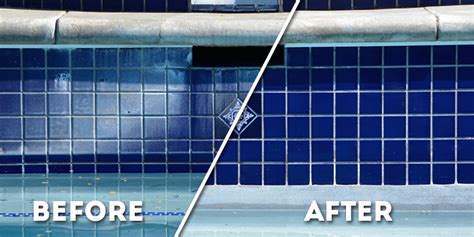 how to clean the pool tile hirerush