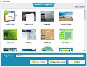 Download my autoplay enterprise 15 build 11032017d for Autoplay menu builder templates