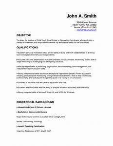 Child care resume cover letter http wwwresumecareer for Cover letter for youth worker position