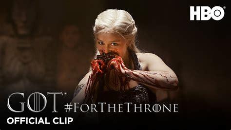 queen  khaleesi forthethrone clip game