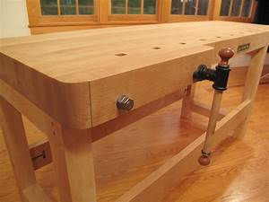 New Workbench from Lie-Nielsen Toolworks - Popular