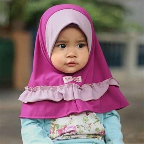 model hijab anak hijab pashmina segi empat bergo
