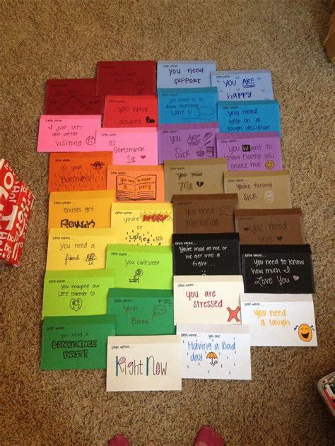 open when letters for my distance boyfriend for diy my boyfriend