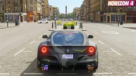 2018 morgan aero gt forza horizon 4: Forza Horizon 4 - Ferrari F12 Berlinetta GMK Livery   Gameplay - YouTube