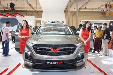 Wuling Almaz Modification by 2 Mobil Baru Ini Siap Meluncur Di 2019 Apa Saja Riau24