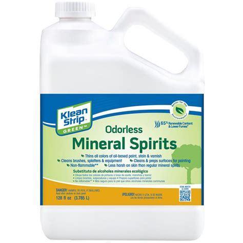 Klean Strip   Klean Strip® Green? Odorless Mineral Spirits