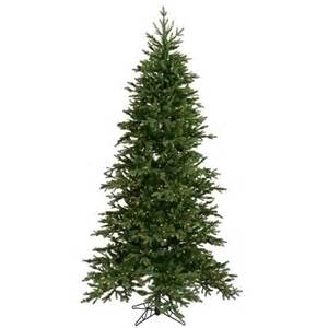 balsam fir full pre lit christmas tree by vickerman