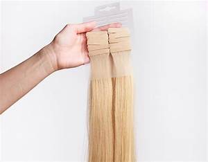 A Handy Guide On How To Apply Tape Hair Extensions